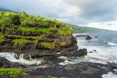 Hana, Hawaii fotos de archivo