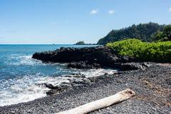 Hana, Hawaii imagen de archivo