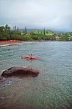 Hana, Maui, Havaí Foto de Stock