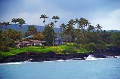 Hana, Maui, Hawaï stock foto's