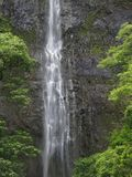 Hanakapi'ai Falls Royalty Free Stock Photos