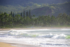 hanalei Kauai bay zdjęcia stock
