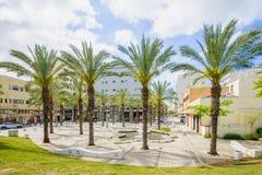 Hanamal Street, Haifa Royalty Free Stock Photography