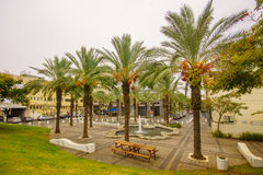 Hanamal Street, Haifa Stock Images