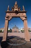 Hanauer Rathaus Images stock