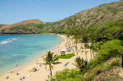 Hanauma Bay Royalty Free Stock Photography
