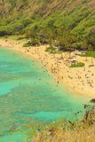 Hanauma Bay 3 Royalty Free Stock Photos