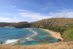 Hanauma bay Stock Photo