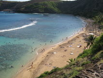 Hanauma Bay Stock Image