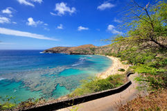 Hanauma Bay Royalty Free Stock Image