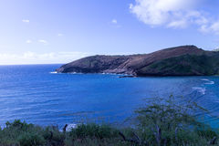 Hanauma Bay - Oahu Royalty Free Stock Photos