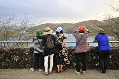 Hanauma bay, Oahu Royalty Free Stock Photography