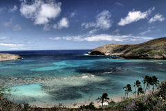 Hanauma Bay Stock Images