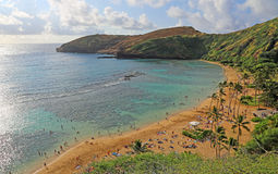 Hanauma Bay Stock Photography