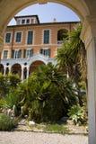 hanbury villa Royaltyfria Bilder