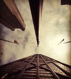 hancock John πύργος Στοκ Εικόνα