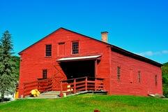 Hancock, MA: Shaker Village-Gerberei 1820 Stockbild