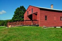 Hancock, MA: Shaker Village-Gerberei 1820 Lizenzfreie Stockfotos