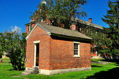 Hancock, mA : Shaker Village Ministry Wash House photos stock
