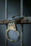 Hancuffs photos stock