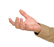 Hand stockfotografie