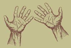 Hand Lizenzfreie Stockbilder