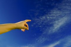 Hand Stock Image