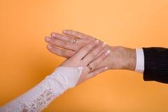 Hand Stockbild