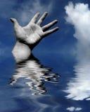 Hand vector illustratie