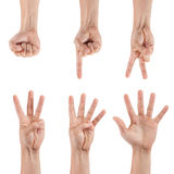 Hand Stock Fotografie