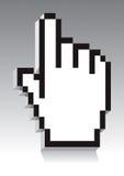 Hand 3D Stockfotos