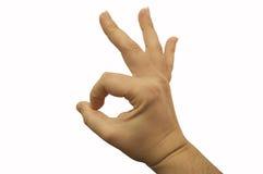Hand1 Arkivfoto