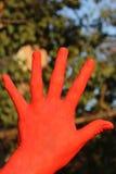 Hand Royaltyfria Foton