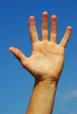 Hand Royalty Free Stock Photography