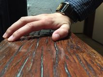 Hand Arkivfoton