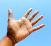 Hand Royaltyfria Bilder