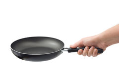 Free Hand And Frying Pan Stock Images - 4555204