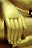 Hand av Buddha Arkivfoton