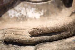Hand av den buddha bilden Fotografering för Bildbyråer