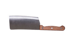 Hand axe isolated Stock Photo