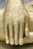 Hand of big Budha Royalty Free Stock Images