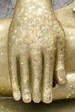 Hand of big Budha Royalty Free Stock Images