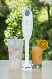 Hand blender electric mixer Stock Images