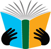 Hand book Stock Image