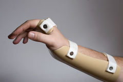 Hand Brace Stock Images