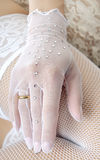Hand of bride Royalty Free Stock Photo