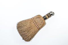 Hand Broom Royalty Free Stock Image