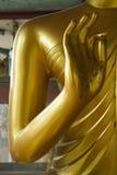 Hand of Buddha. Part of Buddha is Hand of Buddha Royalty Free Stock Photo