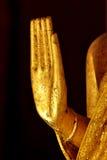 Hand of Buddha Asia Stock Photo