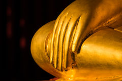 Hand of Buddha Royalty Free Stock Image